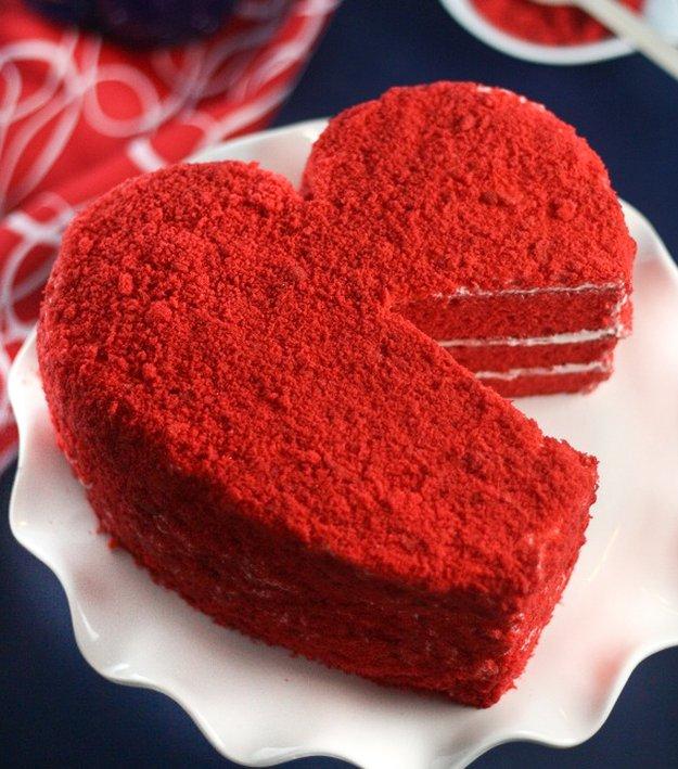 Heritage Red Velvet Cake | Valentine
