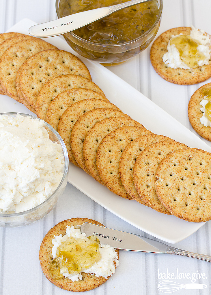 Fast & Fabulous Feta Spread perfect for holiday entertaining!