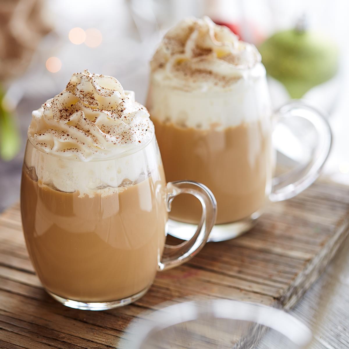 Holiday Eggnog Coffee