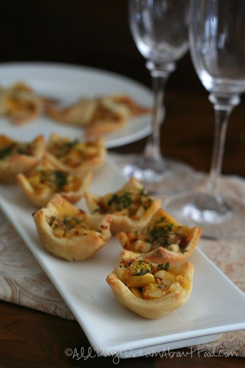 Apple and Caramelized Onion Tartw with Low Carb Gluten-Free Almond Flour Pastry