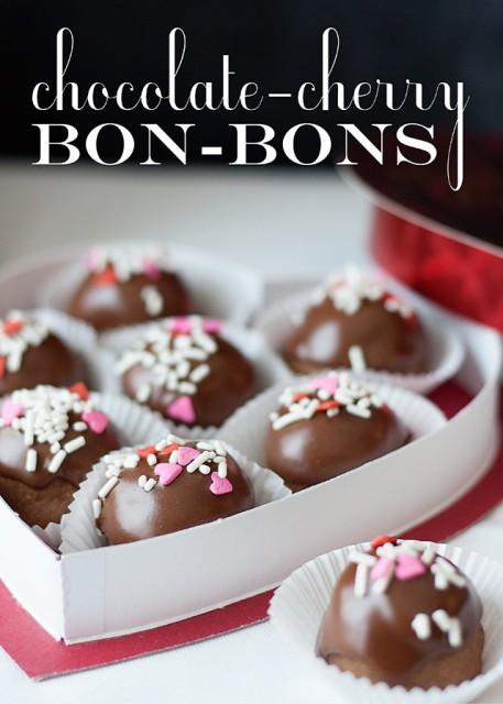 Chocolate-Cherry-Bon-bons