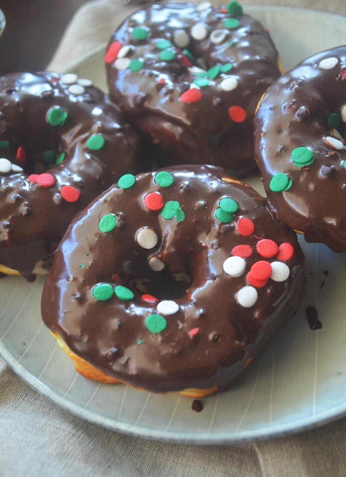 Air Fryer Donuts from Recipe Diaries