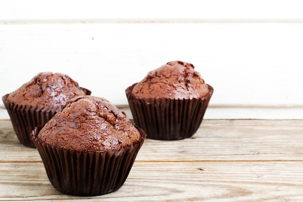 Chocolate Muffins from Recipe This