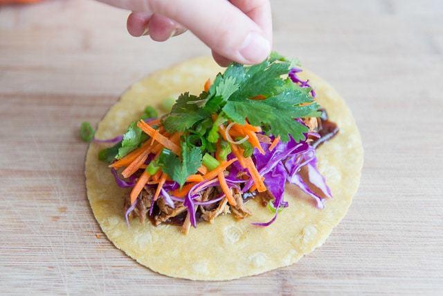 Asian Pork Tacos 1