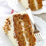 Carrot Cake with Cream Cheese Frosting 1