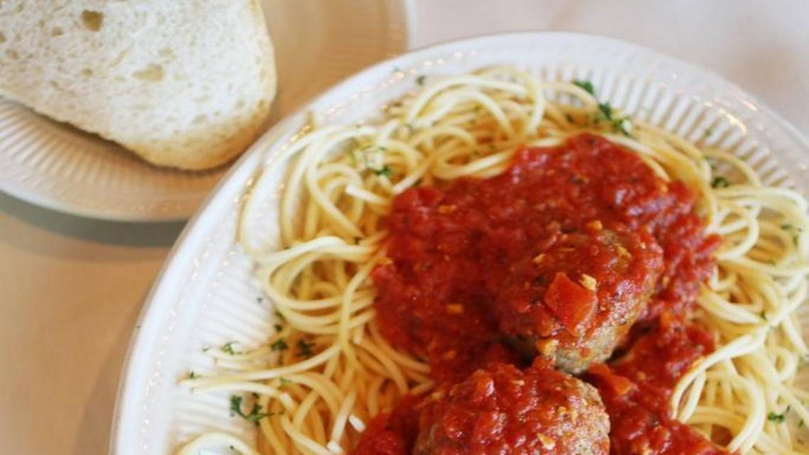 Casa Carbone's Meatballs & Marinara Sauce