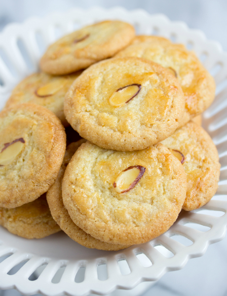 Chinese Almond Cookies 3