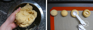 Chinese Almond Cookies Step 2