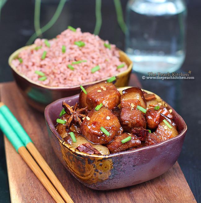 Chinese Pork Adobo