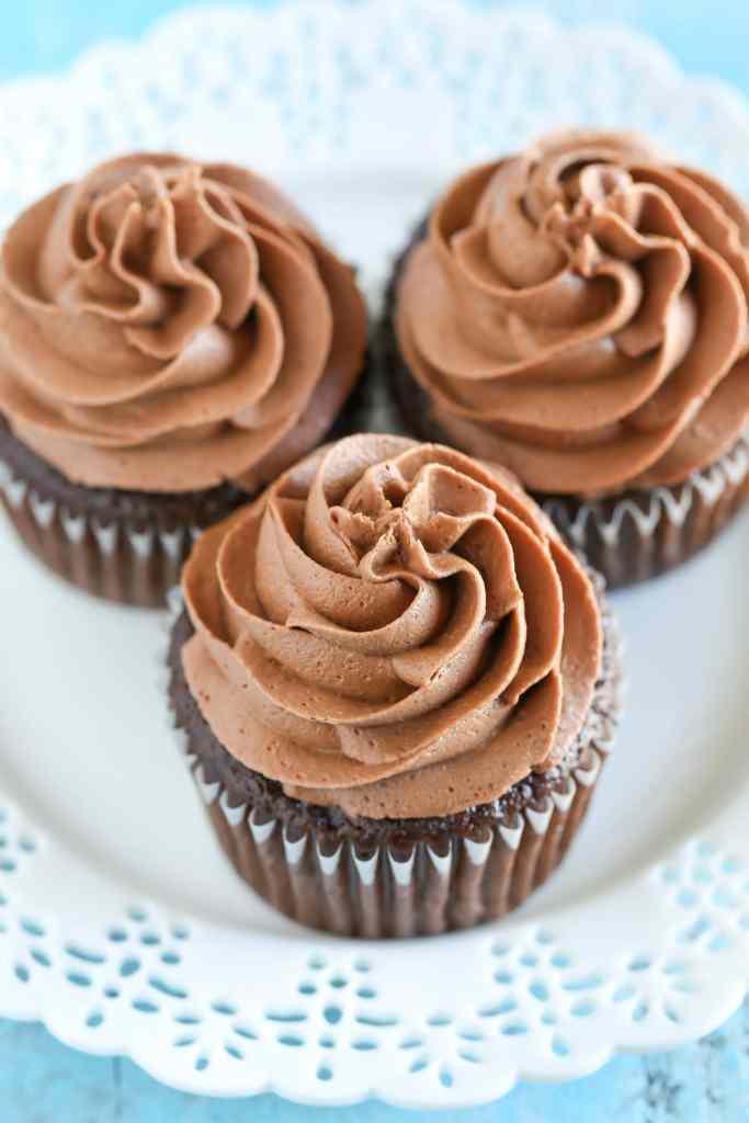 Chocolate Cupcakes 1