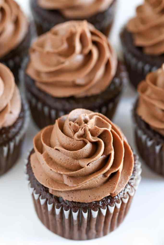 Chocolate Cupcakes 2