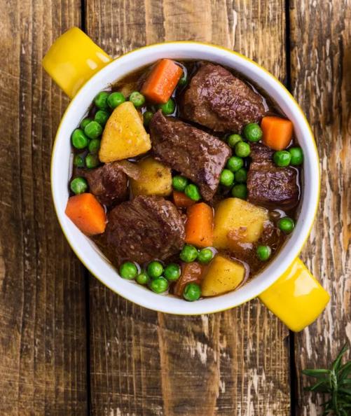 Crockpot Easy Beef Stew 1