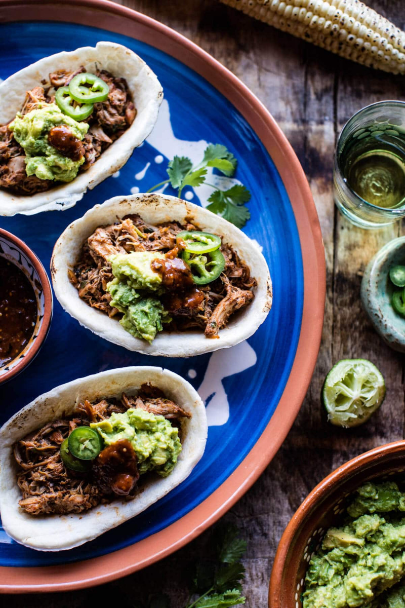 Crockpot Mexican Chili Lime Chicken