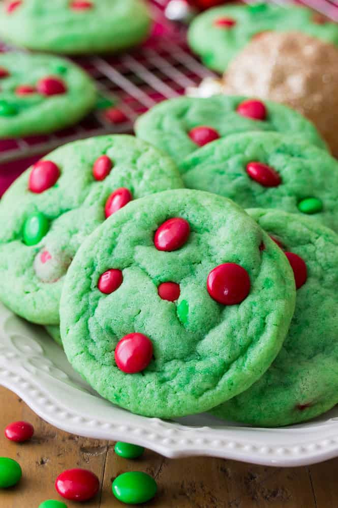 Grinch Cookies 1