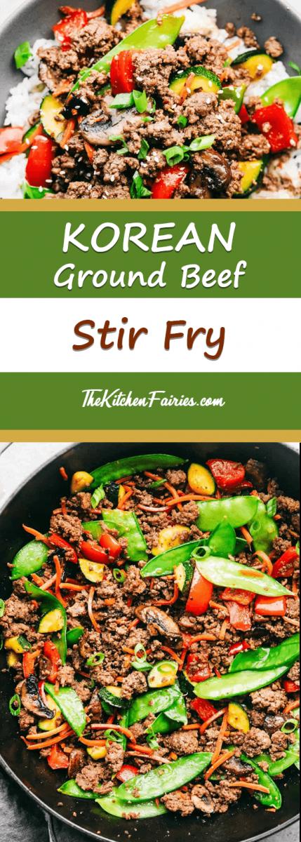 Korean-Ground-Beef-Stir-Fry