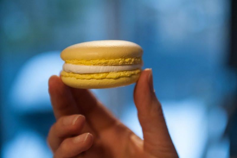 Lemon Macaron 12