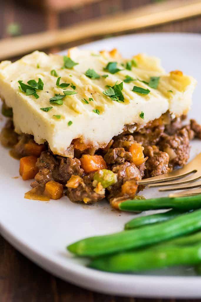Shepherd's Pie With Ground Beef 1