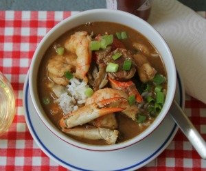 The Best Seafood Gumbo