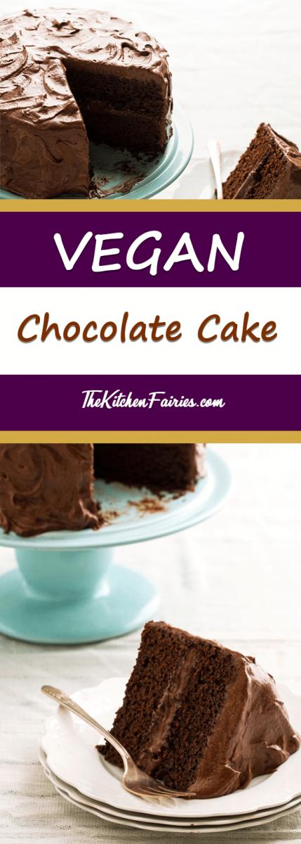 Vegan-Chocolate-Cake