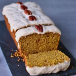 Vegan Pumpkin Cake 1