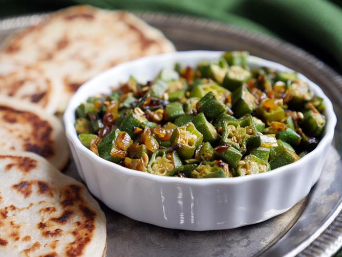 Crispy Indian Okra (Bhindi)
