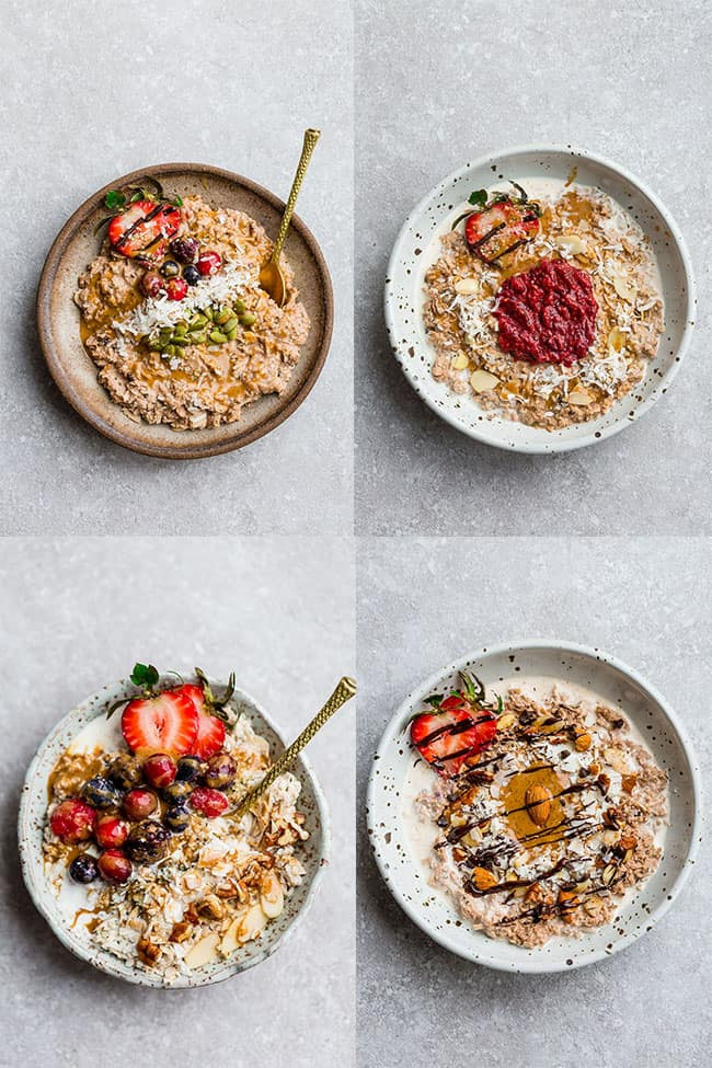 Keto Porridge 1