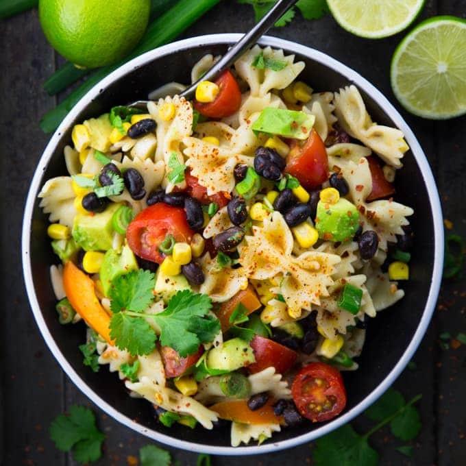Southwestern Pasta Salad 1