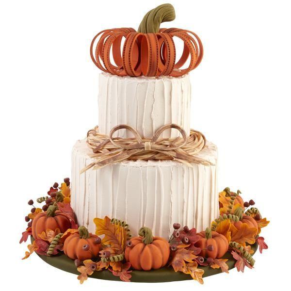25 Fabulous Autumn Fall Cupcakes  25 best ideas about Autumn cake on Pinterest