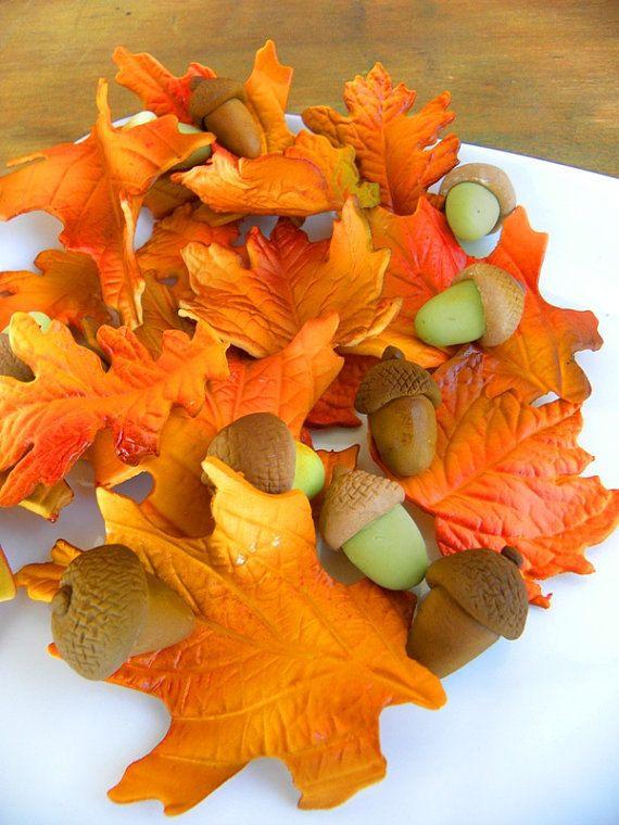25 Fabulous Autumn Fall Cupcakes  Best 25 Fall birthday cakes ideas on Pinterest