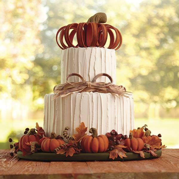 25 Fabulous Autumn Fall Cupcakes  Best 25 Autumn cake ideas on Pinterest