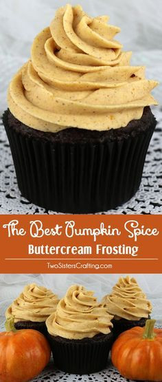 25 Fabulous Autumn Fall Cupcakes  25 best ideas about Fall on Pinterest