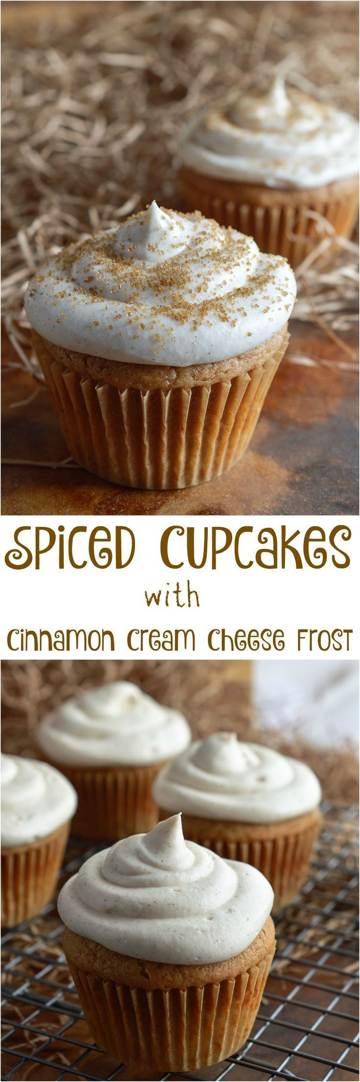 25 Fabulous Autumn Fall Cupcakes  25 best ideas about Thanksgiving Cupcakes on Pinterest