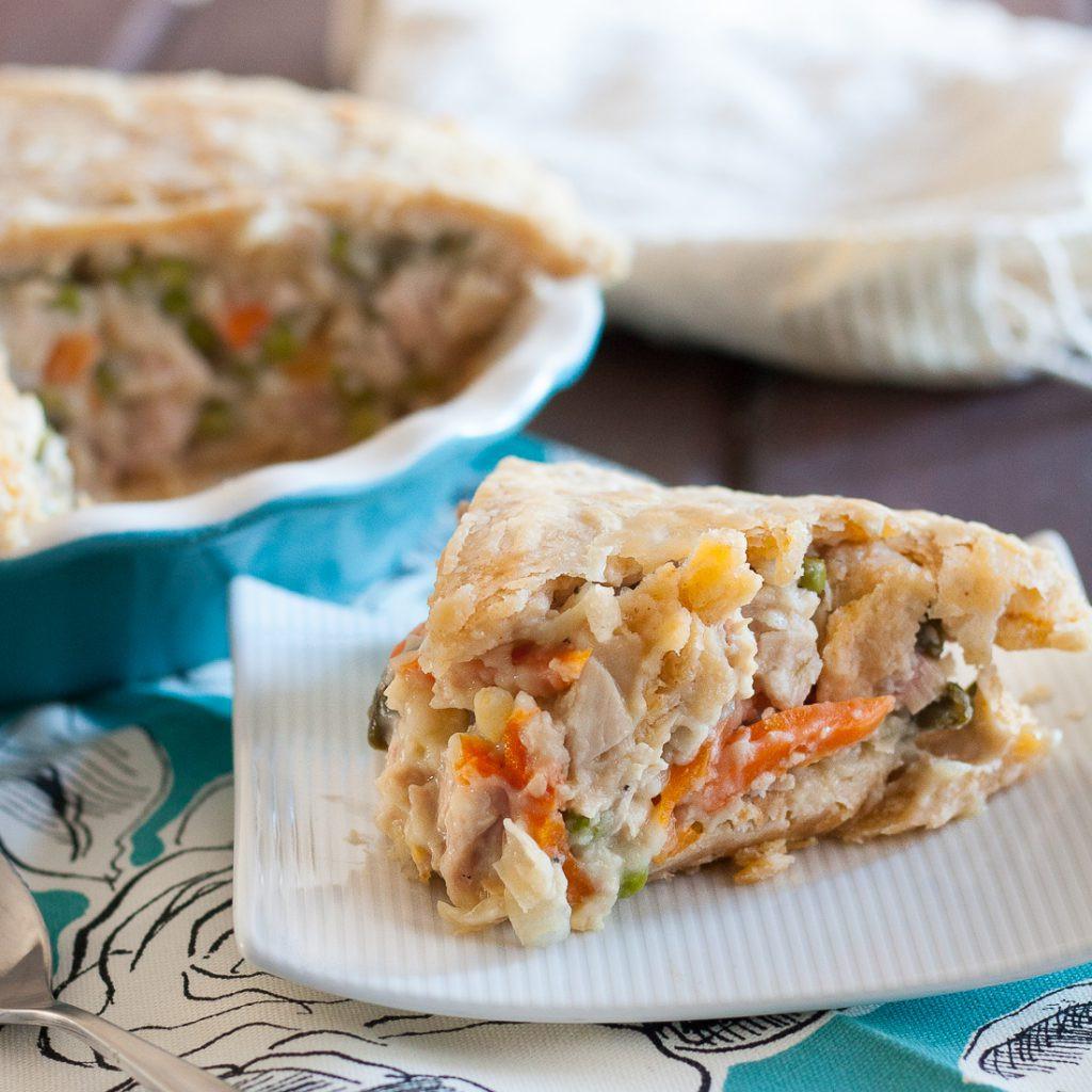 4 Thanksgiving Pies On One Sheet Tray  Thanksgiving Turkey Pot Pie Goo Godmother A Recipe