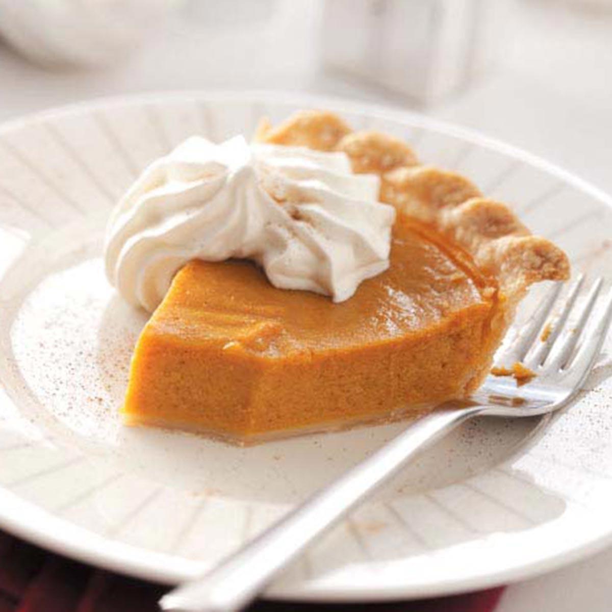 4 Thanksgiving Pies On One Sheet Tray  Cinnamon Pumpkin Pie Recipe