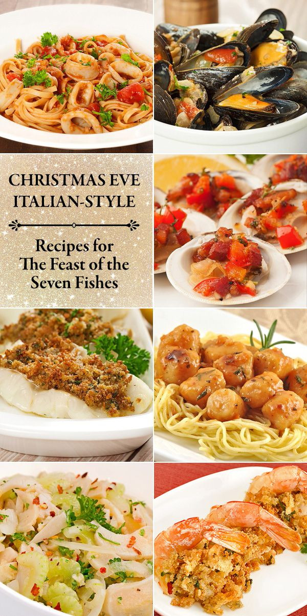 7 Fishes Italian Christmas Eve Recipes  Holiday Menu An Italian Christmas Eve