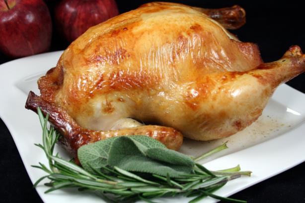 Alton Brown Thanksgiving Turkey  Alton Browns Brined Turkey Recipe Food