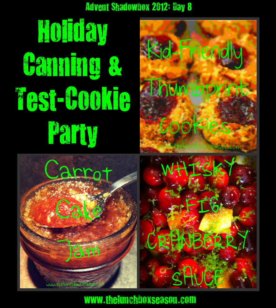 America'S Test Kitchen Christmas Cookies  Advent THE LUNCHBOX SEASON
