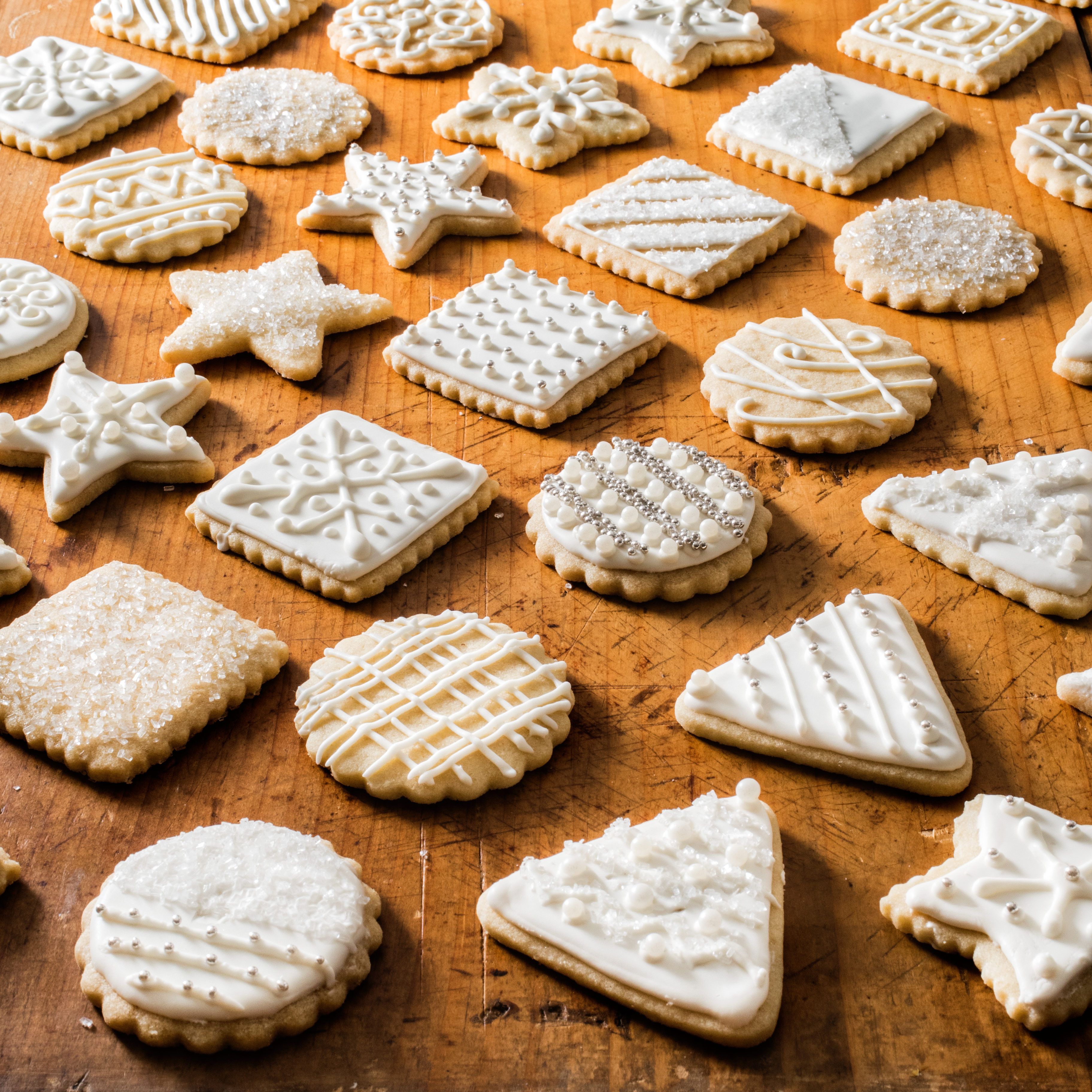 America'S Test Kitchen Christmas Cookies  Easy Holiday Sugar Cookies