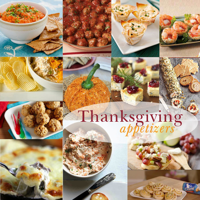 Appetizers For Thanksgiving Dinner  Yummy Monday Terrific Thanksgiving Day Appetizers — The
