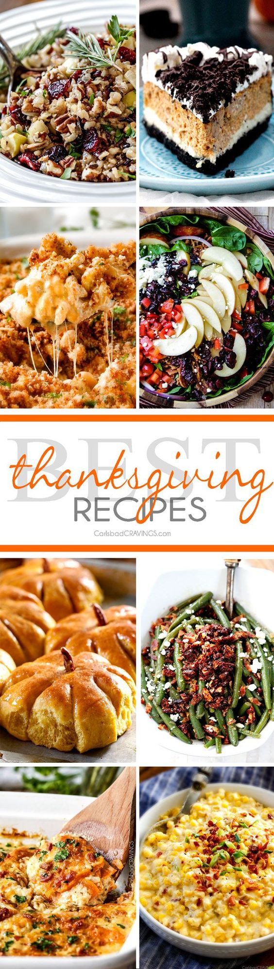 Appetizers For Thanksgiving Dinner  Over 25 of the BEST Thanksgiving Recipes all in ONE spot