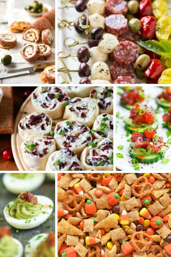 Appetizers For Thanksgiving Dinner  30 Thanksgiving Appetizer Recipes Dinner at the Zoo