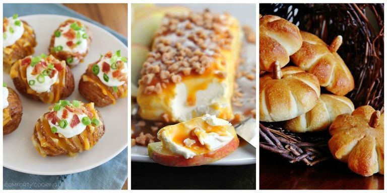 Appetizers For Thanksgiving Dinner  33 Easy Thanksgiving Appetizers Best Recipes for