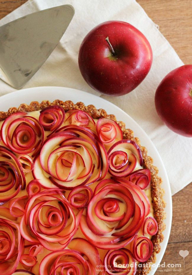 Apple Desserts For Thanksgiving  17 Best ideas about Apple Rose Tart on Pinterest