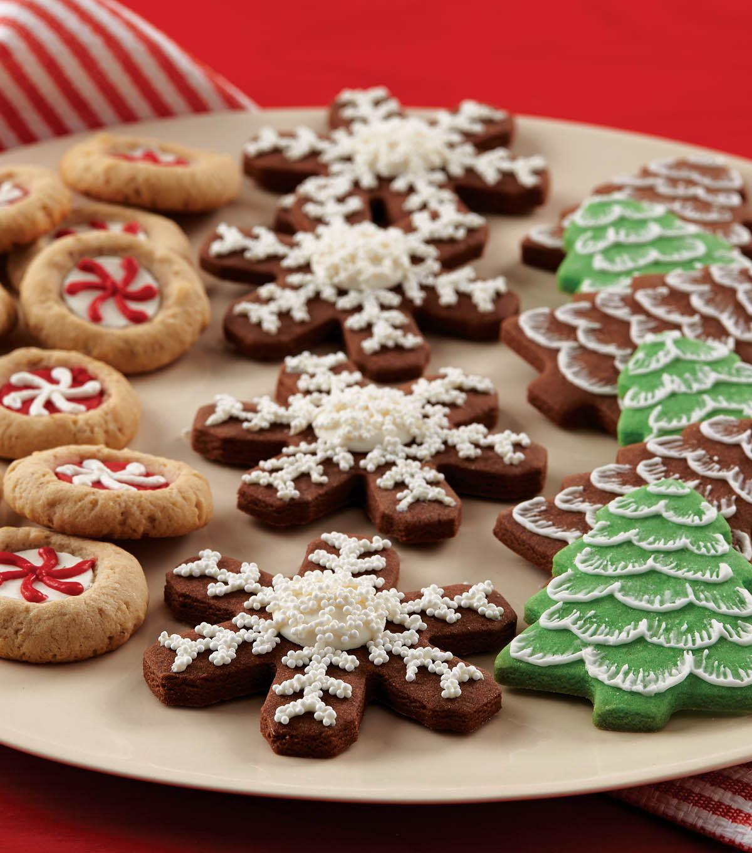 Assorted Christmas Cookies  Assorted Christmas Cookies JoAnn