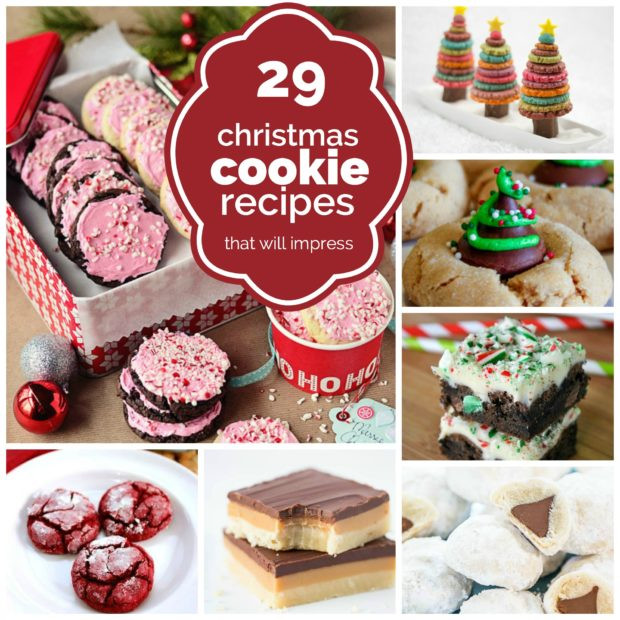 Awesome Christmas Cookies  29 Easy Christmas Cookie Recipe Ideas & Decorations