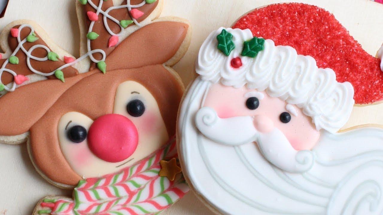 Awesome Christmas Cookies  AWESOME CHRISTMAS COOKIES DECORATING PILATION 🍚 Awesome