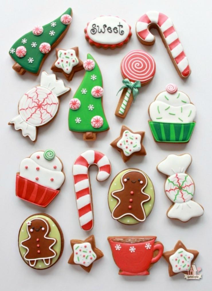 Awesome Christmas Cookies  Awesome Christmas Cookies to Make You Smile