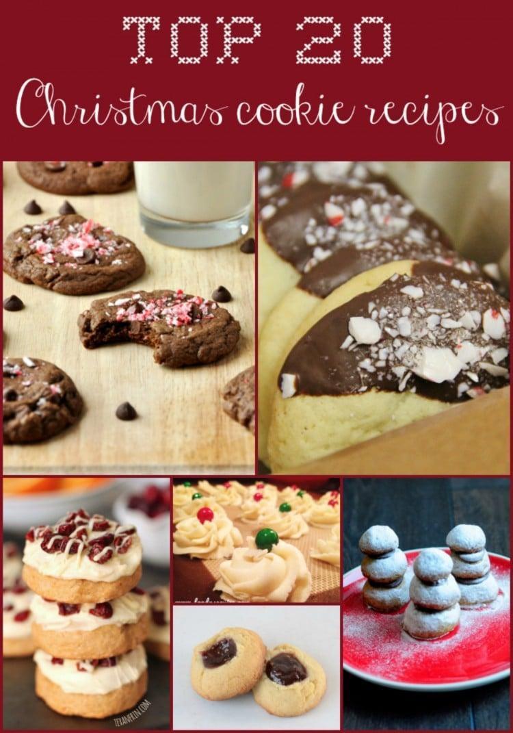 Awesome Christmas Cookies  20 Awesome Christmas Cookie Recipe Ideas