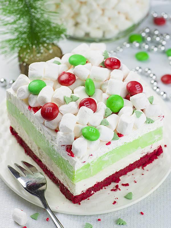 Best Christmas Cakes 2019  Christmas Lasagna OMG Chocolate Desserts