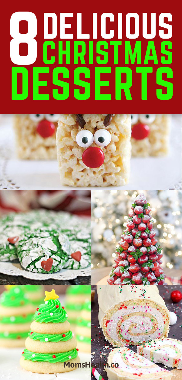 Best Christmas Cakes 2019  8 Best Christmas Desserts – Recipes And Christmas Treats